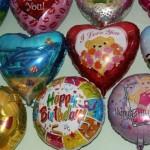 Особенности фольгированных воздушных шаров