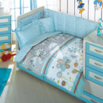 Как следует выбирать детское постельное белье?