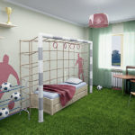 Каким должен быть дизайн интерьера комнаты для ребёнка