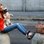 С чем носить сникерсы: несколько удачных советов