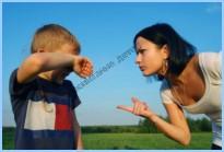 Ребенок с малых лет проявляет упрямство и не слушается родителей
