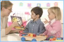 Допустимое поведение у детей